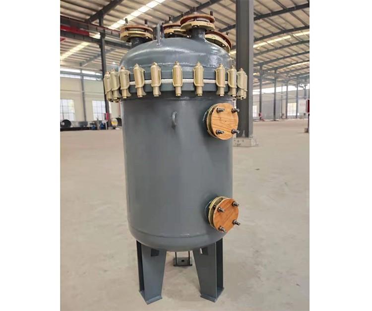 河北搪瓷电加热反应釜